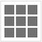 (3 x 3 grid)