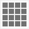 (4 x 4 grid)