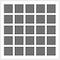 (5 x 5 grid)