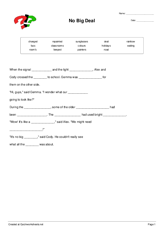 Shared Worksheet Thumbnail